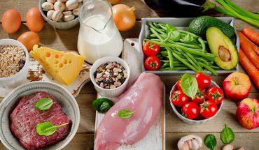 6 loại chất dinh dưỡng cần thiết