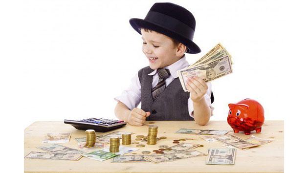 Dạy trẻ tiêu tiền