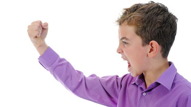 Trẻ chống đối